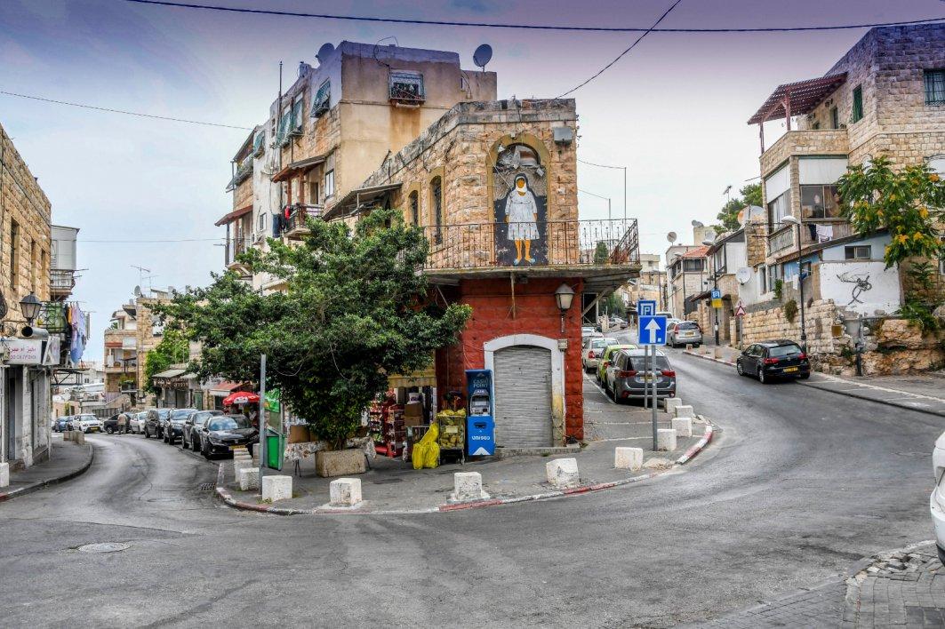 Haifa road